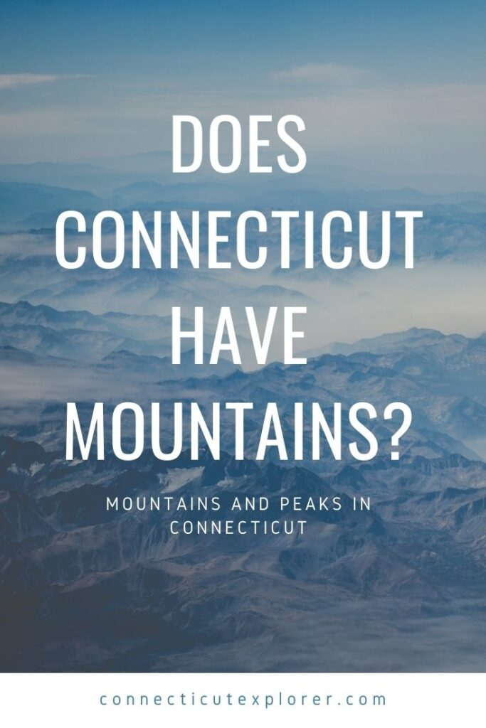 are there mountains in connecticut pinterest image.
